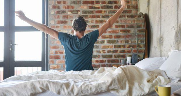 بیدار شدن از خواب -صبح -سحرخیزی-انرژی