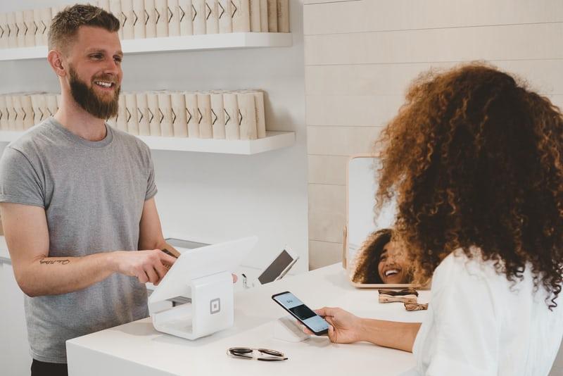 کسب و کار -روابط -مشتریان