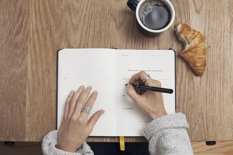 هدف-انگیزه-نوشتن