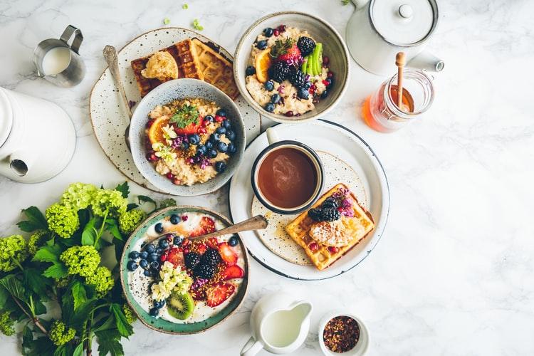 صبحانه-سلامتی-غذای سالم