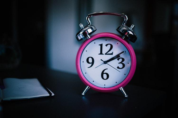 زمان -بهره وری