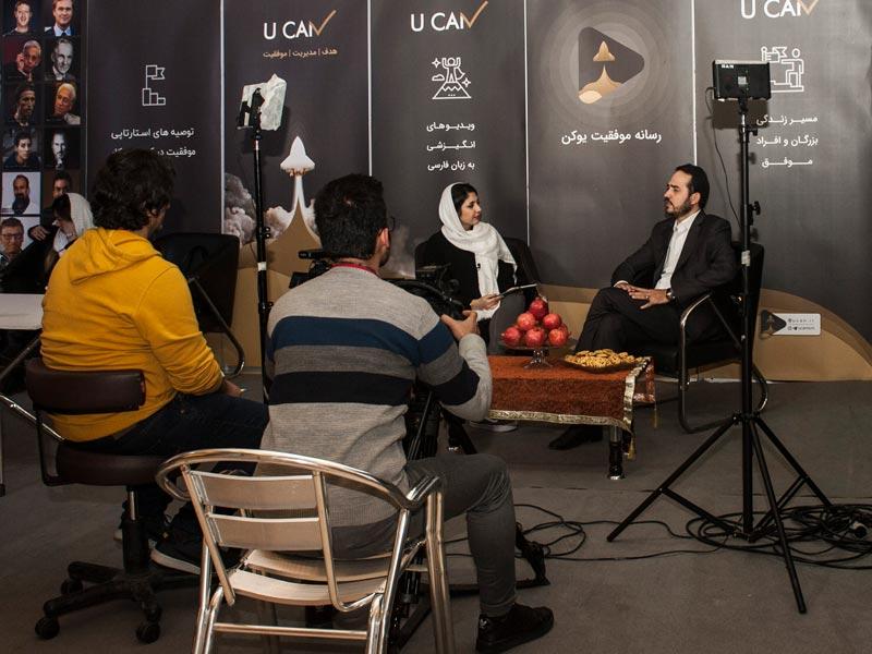 مصاحبه با محمودرضا خواجه نصیری  مدیرعامل شرکت تأمین سرمایه تمدن