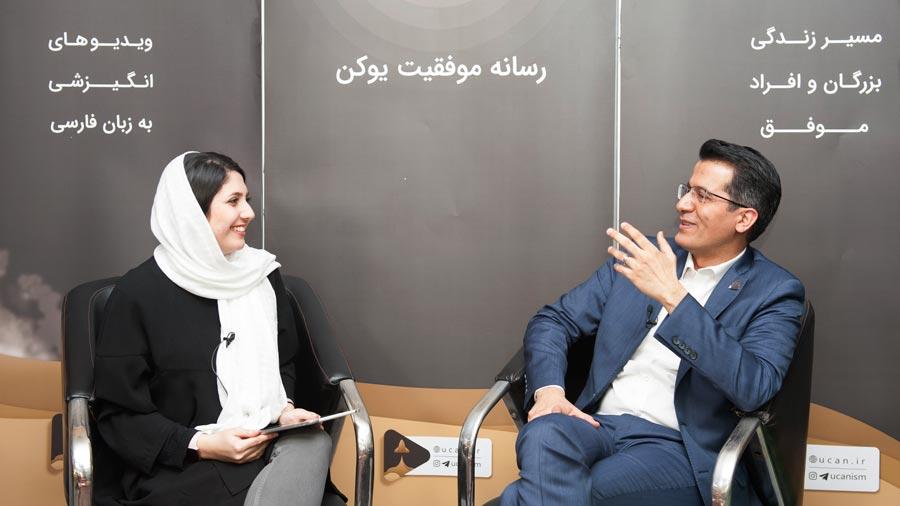 مصاحبه با محسن حاتمی بنیانگذار استادکار
