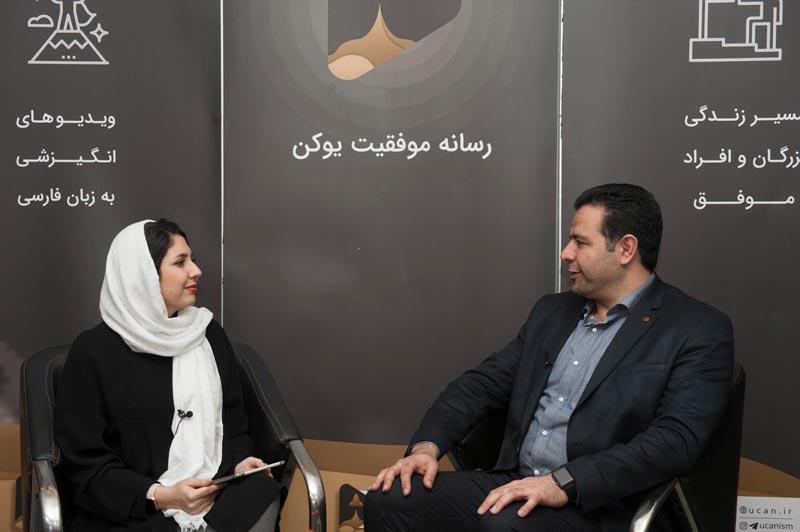 مصاحبه با نیما محسنی بنیانگذار وبسایت همگردی